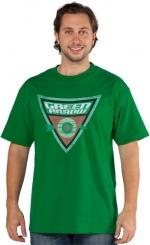 Sheldons green arrow shirt at 80s tees at 80s Tees