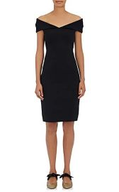 Shelmi Neoprene Off-The-Shoulder Dress by The Row at Barneys