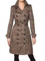 Sherfield coat by Burberry at Luis