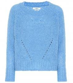 Shields alpaca-blend sweater at Mytheresa