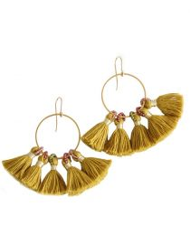 Shiloh Earrings at Bluma Project