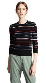 Shirley Stripe Cashmere Sweater at Shopbop