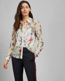 Shivany Hedgerow Blouse at Ted Baker