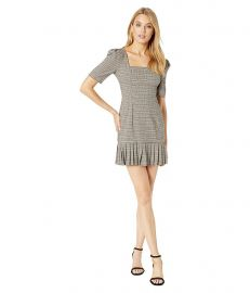 Short Sleeve Woven Dress  at Zappos