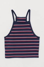 Short Camisole Top  at H&M