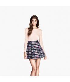 Short Organza Skirt at H&M