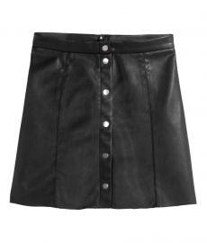 Short Skirt at H&M