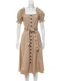Short Sleeve Knee-Length Dress at The Real Real