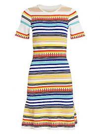 Shoshanna - Adena Stripe Dress at Saks Fifth Avenue