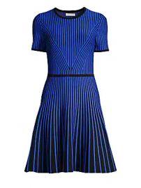 Shoshanna - Drava Stripe Cocktail Dress at Saks Fifth Avenue