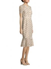 Shoshanna - Octavia Lace Dress at Saks Off 5th