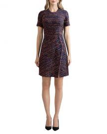 Shoshanna Adalyn Tweed Dress at Neiman Marcus