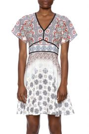 Shoshanna Amber Dress at Shoptiques