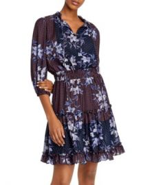Shoshanna Arlene Canyon Floral Dress Women - Bloomingdale s at Bloomingdales