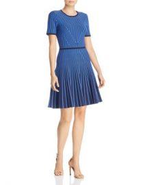 Shoshanna Drava Striped Knit Dress Women - Bloomingdale s at Bloomingdales