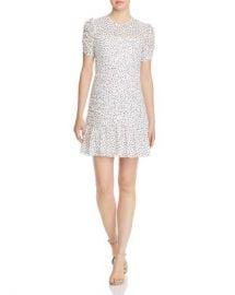 Shoshanna Kayleigh Polka Dot Mini Dress Women - Bloomingdale s at Bloomingdales