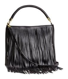 Shoulder Bag in Black at H&M