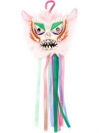Shourouk Embellished Monster Keyring - Elite at Farfetch