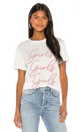 Show Me Your Mumu Thomas Tee in Girls Girls Girls from Revolve com at Revolve