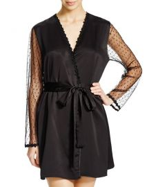 Showstopper robe at Bloomingdales