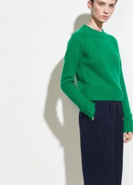 Shrunken Pullover at Vince