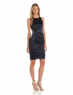 Side patch dress by Eliza J at Amazon