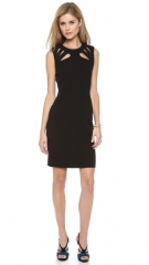 Sidra Cutout Dress by DvF at Shopbop
