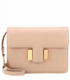 Sienna Medium Leather Shoulder Bag by Tom Ford at Mytheresa
