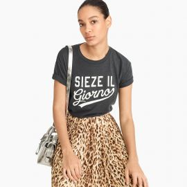 Sieze il giorno T-Shirt by J. Crew at J Crew