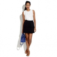 Silhouette skirt at Madewell