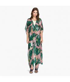 Silk Kaftan at H&M