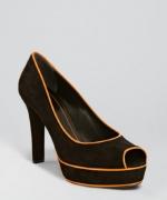 Similar Gucci heels at Bluefly