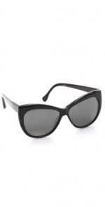 Similar black sunglasses at Shopbop