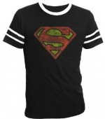 Similar black superman tee at Amazon