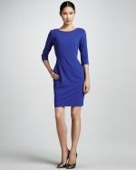 Similar blue dress at Neiman Marcus
