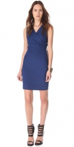 Similar blue dress by Diane von Furstenberg at Shopbop