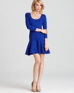 Similar blue dress by Juicy Couture at Bloomingdales
