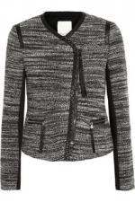 Similar boucle jacket by Rebecca Taylor at Net A Porter