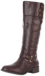 Similar brown boots at Amazon