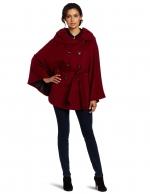 Similar burgundy cape at Amazon