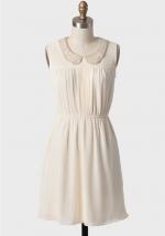 Similar collared dress at Ruche