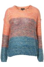 Similar colored sweater at Topshop at Topshop