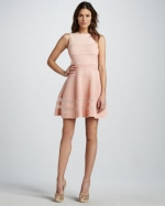 Similar dress by M Missoni at Bergdorf Goodman