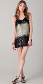 Similar dress by Parker at Shopbop