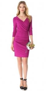 Similar dress in magenta at Shopbop