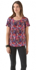 Similar floral top by Joie at Shopbop