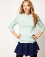 Similar green sweater from ASOS at Asos