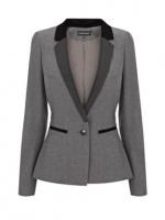 Similar grey blazer at House of Fraser