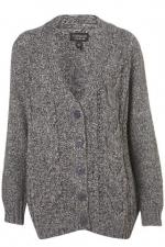 Similar grey cardigan from Topshop at Topshop