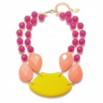 Similar necklace by David Aubrey at Charm and Chain